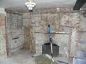 Damp-proofing Rew Farmhouse